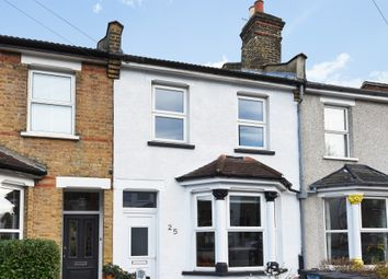 Thumbnail 2 bed end terrace house for sale in Churchill Road, South Croydon