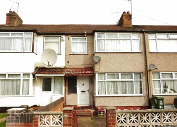 Thumbnail 3 bed terraced house for sale in Overton Road, Abbey Wood, London