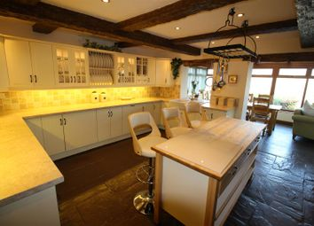 Thumbnail 4 bed detached house for sale in Ocherwyth, Risca, Newport
