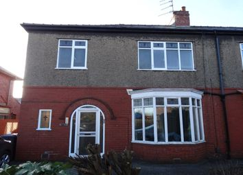 Thumbnail 1 bed flat to rent in Blackpool Road, Preston