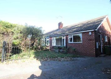Thumbnail 2 bed semi-detached bungalow for sale in Lodge Gardens, Snaith, Goole
