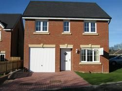 Thumbnail 4 bed detached house to rent in Woodhill Road, Blackridge, Bathgate
