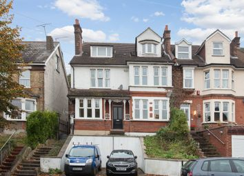 Thumbnail 3 bed flat for sale in Avondale Road, South Croydon