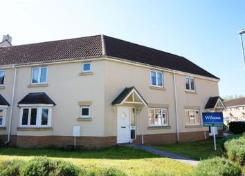 Thumbnail 3 bed terraced house for sale in Morse Road, Norton Fitzwarren, Taunton
