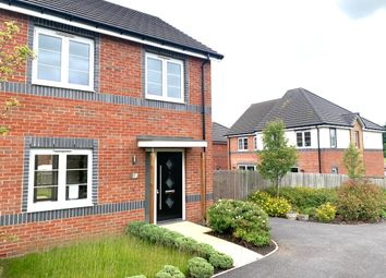Thumbnail 3 bedroom semi-detached house for sale in Drawbridge Close, Pontefract