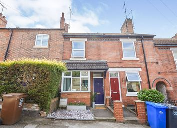 Thumbnail 2 bed terraced house for sale in Scalpcliffe Road, Burton-On-Trent, Staffordshire