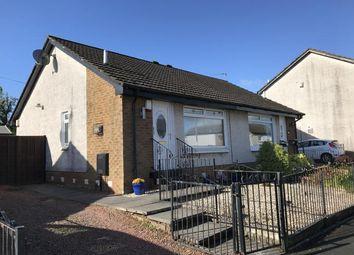 Thumbnail 1 bedroom semi-detached bungalow to rent in Inglenuek Avenue, Millerston
