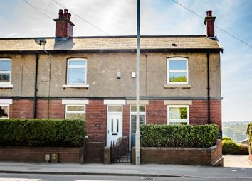 Thumbnail 2 bed terraced house for sale in Barnsley Road, Flockton, Wakefield, West Yorkshire