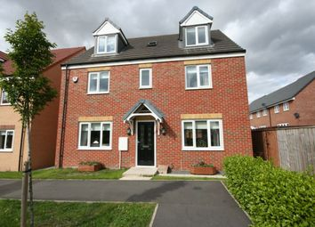 Thumbnail 5 bed detached house for sale in Buckthorn Crescent, Stockton-On-Tees