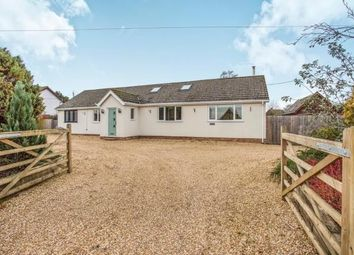 Thumbnail 3 bed bungalow for sale in Shropham Road, Great Hockham, Norfolk