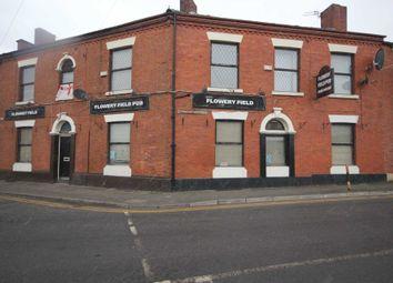 Thumbnail Industrial for sale in Flowery Fields Hotel, Furnace Street, Newton