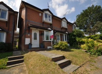 Thumbnail 2 bed end terrace house for sale in Larchwood Close, Heswall, Wirral