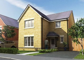 Thumbnail 4 bedroom detached house for sale in Bedwellty Field, Britannia Walk, Pengam, Blackwood