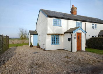Thumbnail 3 bed semi-detached house to rent in Tye Green, Wimbish, Saffron Walden