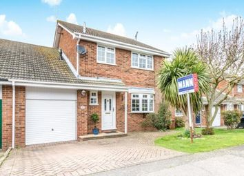 Thumbnail 4 bed link-detached house for sale in Brewer Road, Cliffe Woods, Rochester, Kent