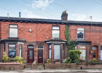Thumbnail 2 bedroom terraced house for sale in Station Road, Blackrod, Bolton