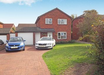 Thumbnail 3 bed detached house for sale in Satis Avenue, Sittingbourne, Kent
