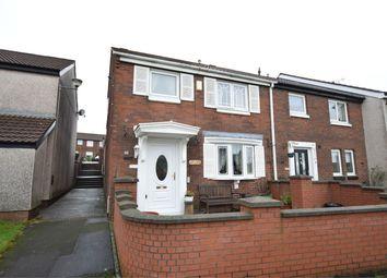 Thumbnail 3 bed end terrace house for sale in 32 Crosthwaite Court, Workington, Cumbria
