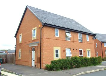 Thumbnail 3 bedroom semi-detached house for sale in Chartley Road, Stenson Fields, Derby