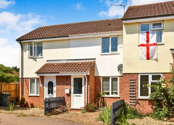 Thumbnail 1 bed terraced house for sale in Peddars Way, Taverham, Norwich