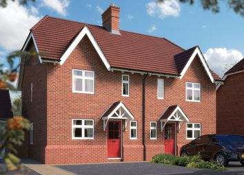 "Thumbnail 3 bed semi-detached house for sale in ""The Southwold"" at Blunsdon, Swindon"