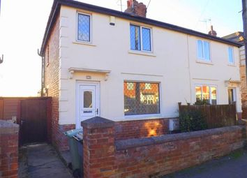 Thumbnail 2 bed semi-detached house for sale in Creswell Industrial Park, Creswell, Worksop