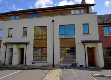 Thumbnail 4 bed town house for sale in Mark Mews, Newtownards