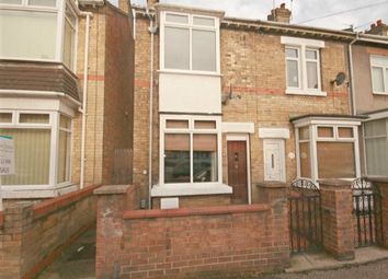 Thumbnail 2 bed semi-detached house to rent in Belsize Avenue, Woodston, Peterborough