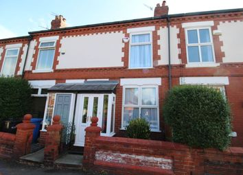 Thumbnail 2 bed terraced house to rent in Bulkeley Road, Cheadle