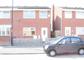 Thumbnail 3 bedroom semi-detached house to rent in Oswald Terrace West, Castletown, Sunderland