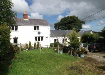 Thumbnail 3 bed detached house for sale in Llannefydd, Denbigh, Conwy