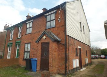 Thumbnail 1 bedroom flat to rent in Newton Road, Ipswich