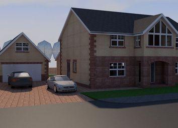 Thumbnail 5 bed detached house for sale in Inchneuk Road, Glenboig, Coatbridge