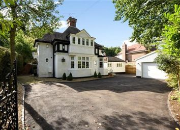 Thumbnail 3 bedroom detached house for sale in London Road, Sunningdale, Berkshire
