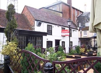 Thumbnail Retail premises to let in The Former Blue Pig Public House, Angel Yard, Lymington, Hampshire