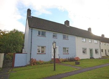 Thumbnail 4 bed semi-detached house for sale in Castle Drive, Kielder, Hexham