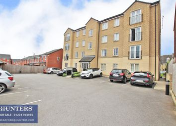 Thumbnail 2 bed flat for sale in Langsett Court, Plantation Drive, Bradford