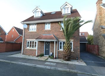 Thumbnail 5 bed detached house for sale in Dove Close, Chafford Hundred, Grays