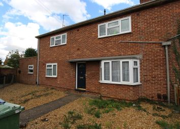 Thumbnail 2 bedroom maisonette for sale in Coxons Close, Huntingdon