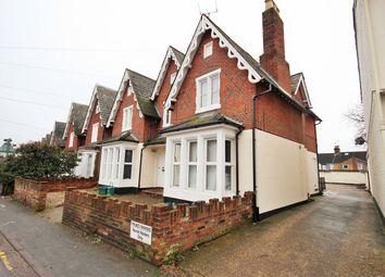 Thumbnail 1 bedroom maisonette for sale in Military Road, Colchester