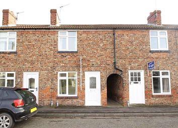 Thumbnail 2 bed terraced house to rent in Main Street, Appleton Roebuck, York