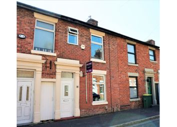 Thumbnail 2 bed terraced house for sale in Hall Street, Preston