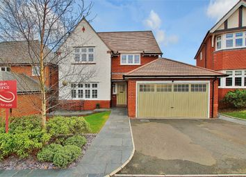 Thumbnail 4 bed detached house for sale in Tyn Y Berllan, Lisvane, Cardiff