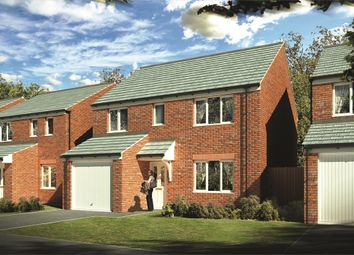 "Thumbnail 4 bed detached house for sale in ""The Crathorne"" at Laughton Road, Thurcroft, Rotherham"