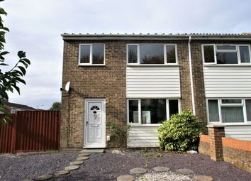 Thumbnail 3 bed terraced house to rent in Roman Way, Andover