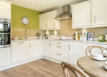 "Thumbnail 3 bed detached house for sale in ""York"" at Robell Way, Storrington, Pulborough"