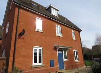 4 bed end terrace house for sale in Bluetail Close, Stowmarket IP14