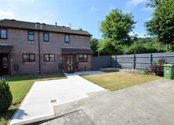 2 bed semi-detached house to rent in Pytchley Close, Cross Inn, Pontyclun CF72