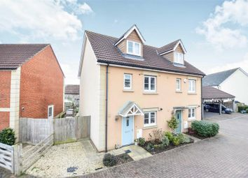 Thumbnail 4 bed town house for sale in Moor Gate, Portishead, Bristol