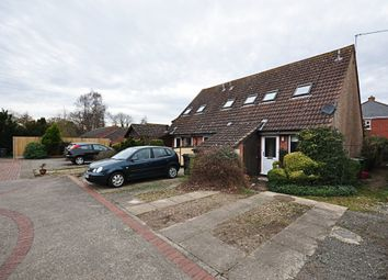 Thumbnail 1 bed end terrace house for sale in Waveney Road, Diss